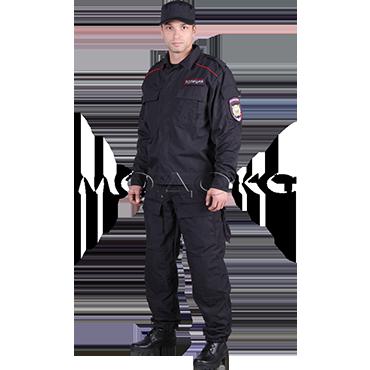 форма для полиции нового образца купить